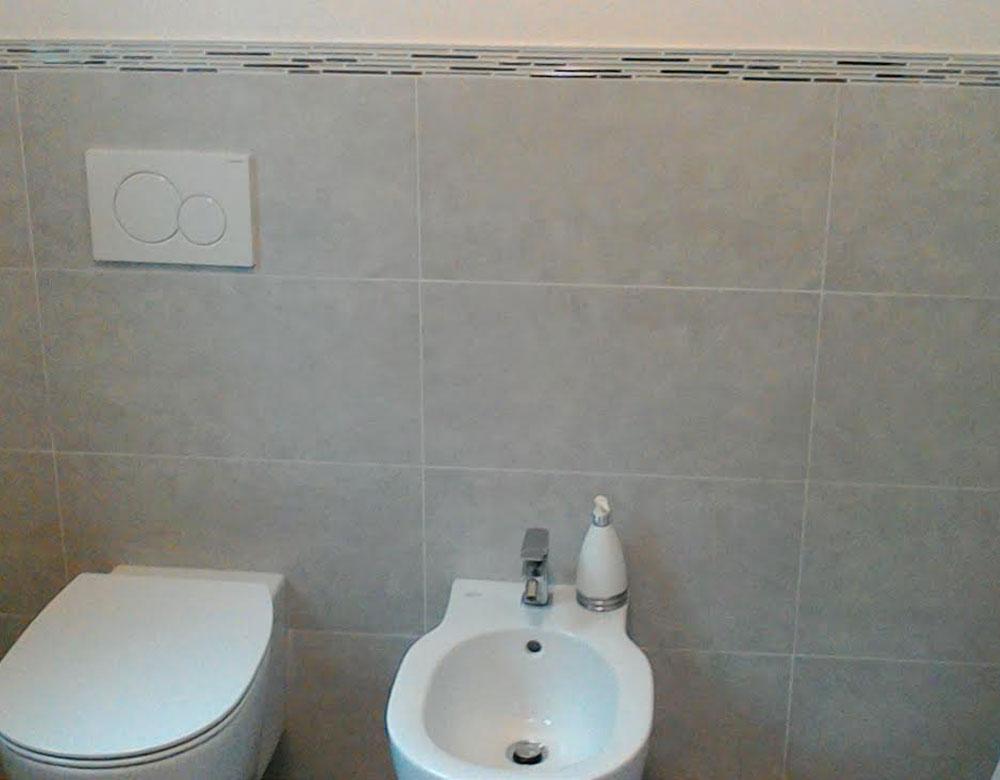 Bagno sanitari arredobagno piastrelle decoro pavimenti zambon